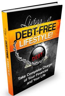 Living a debt frree lifestyle